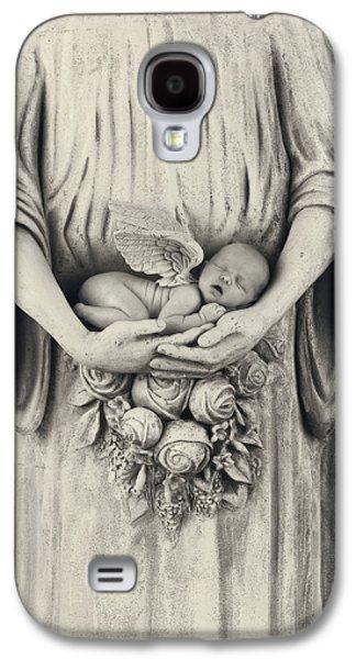 Stone Angel Galaxy S4 Case