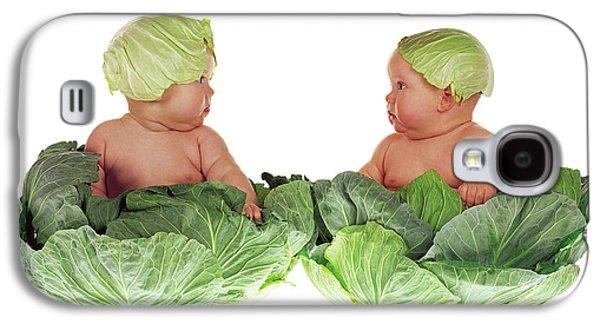Cabbage Kids Galaxy S4 Case