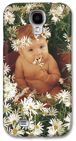 Daisy Galaxy S4 Case - Daisies by Anne Geddes