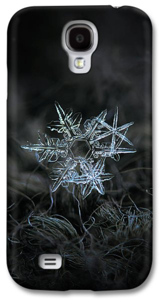 Snowflake Of 19 March 2013 Galaxy S4 Case