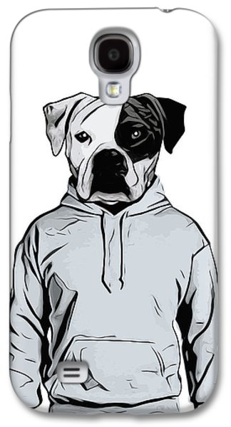 Cool Dog Galaxy S4 Case
