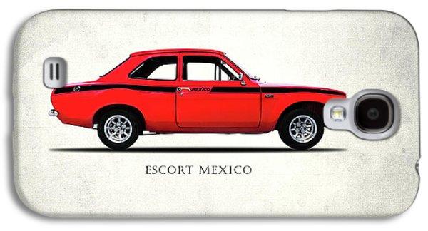 Escort Mexico Mk1 Galaxy S4 Case