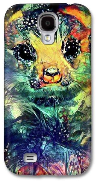 Meerkat Magic Galaxy S4 Case by Bunny Clarke