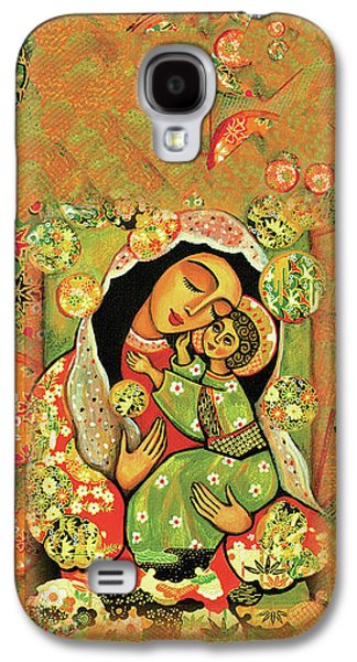 Madonna And Child Galaxy S4 Case