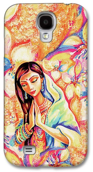 Little Himalayan Pray Galaxy S4 Case