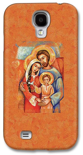 The Holy Family Galaxy S4 Case by Eva Campbell