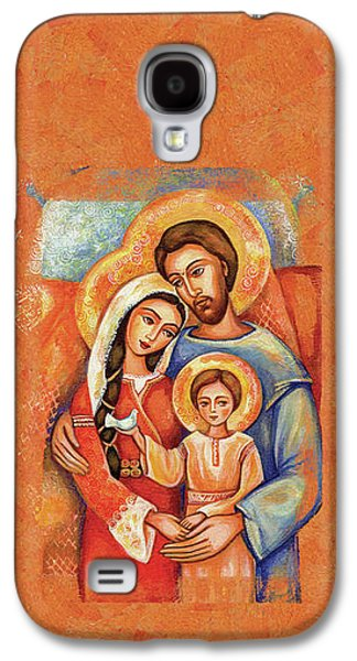 The Holy Family Galaxy S4 Case