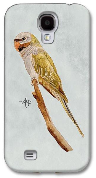 Derbyan Parakeet Galaxy S4 Case
