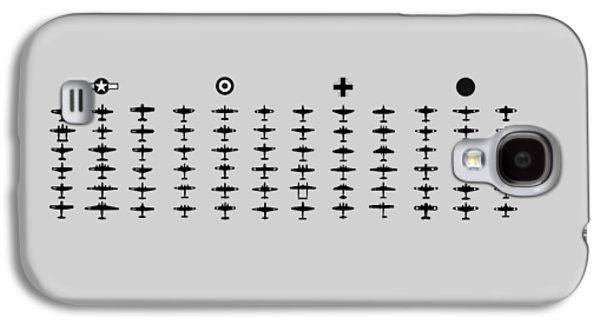 How To Identify Warplanes Galaxy S4 Case