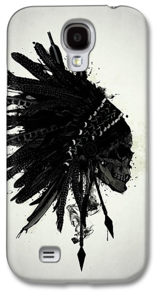 Warbonnet Skull Galaxy S4 Case