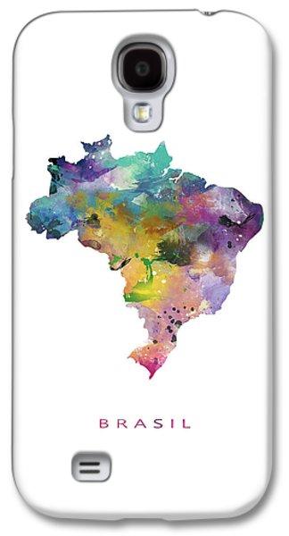Brazil Galaxy S4 Case