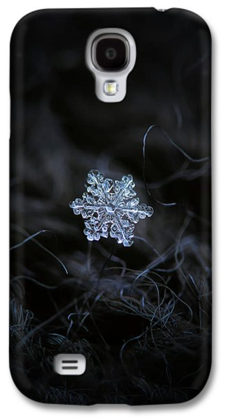 Real Snowflake - 2017-12-07 1 Galaxy S4 Case