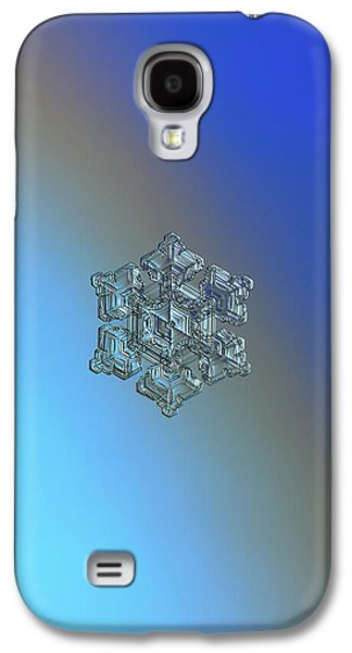 Real Snowflake - 05-feb-2018 - 5 Galaxy S4 Case