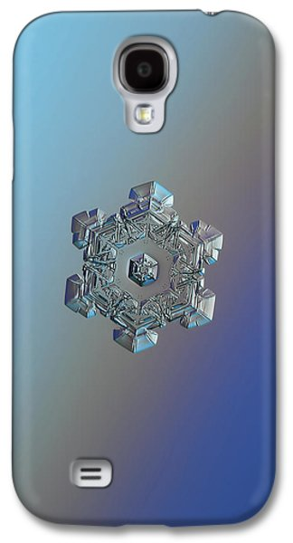 Real Snowflake - 05-feb-2018 - 6 Galaxy S4 Case