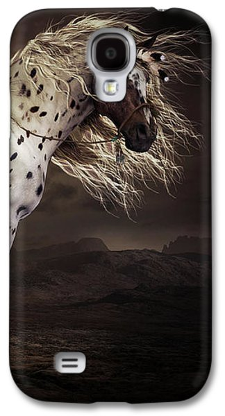 Leopard Appalossa Galaxy S4 Case by Shanina Conway