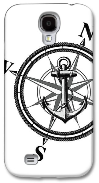 Nautica Bw Galaxy S4 Case by Nicklas Gustafsson