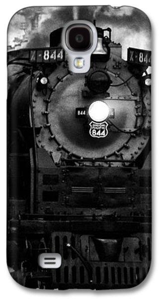 Nebraska Galaxy S4 Case - Up 844 Steaming It Up by Bill Kesler