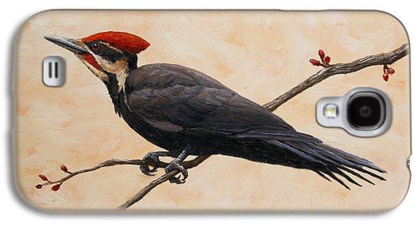 Pileated Woodpecker Galaxy S4 Case