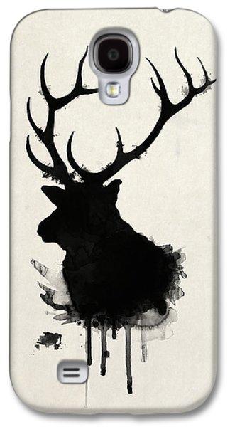 Galaxy S4 Case - Elk by Nicklas Gustafsson