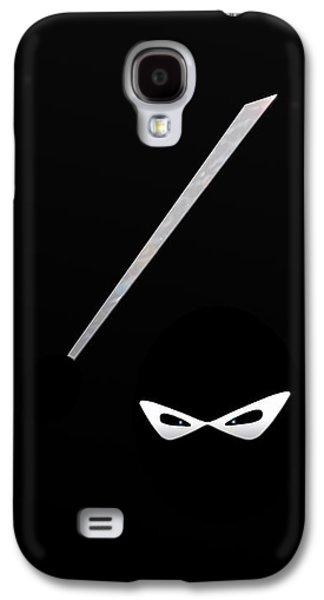 Ninja Galaxy S4 Case
