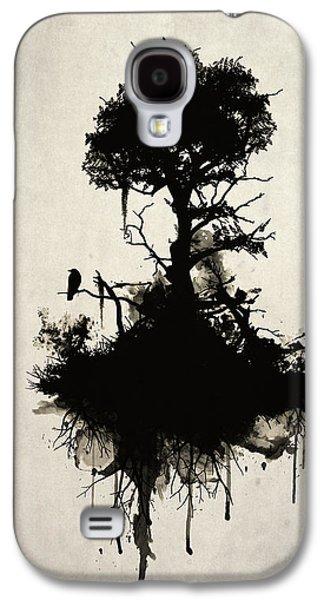 Digital Galaxy S4 Cases - Last Tree Standing Galaxy S4 Case by Nicklas Gustafsson