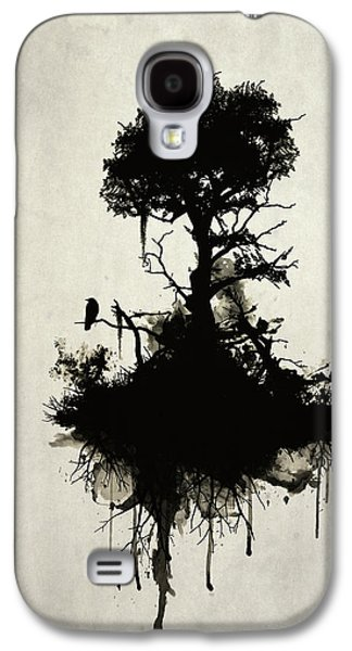 Last Tree Standing Galaxy S4 Case by Nicklas Gustafsson
