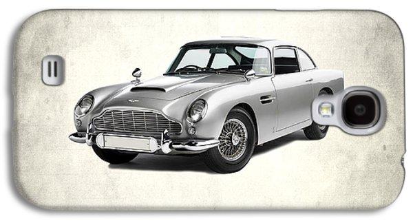 Aston Martin Db5 Galaxy S4 Case by Mark Rogan