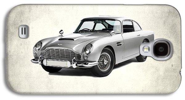 Aston Martin Db5 Galaxy S4 Case