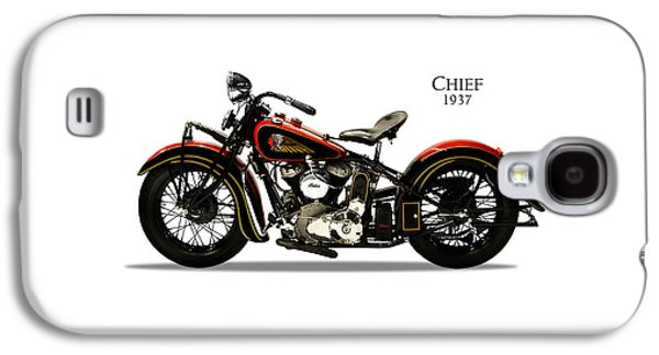 Indian Chief 1937 Galaxy S4 Case