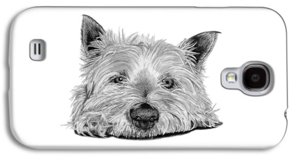 Little Dog Galaxy S4 Case