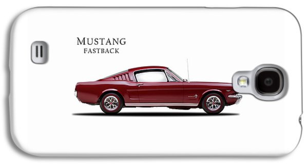 Ford Mustang Fastback 1965 Galaxy S4 Case