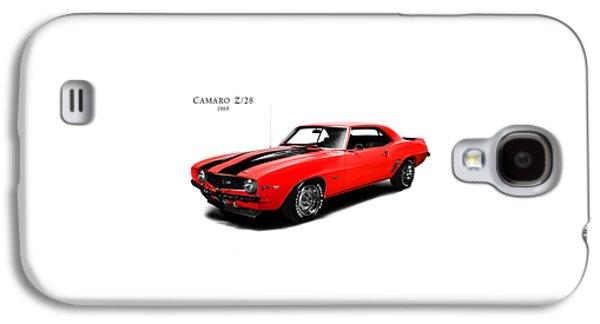 Chevrolet Camaro Z 28 Galaxy S4 Case by Mark Rogan