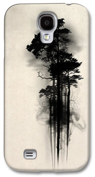 Horror Galaxy S4 Cases - Enchanted forest Galaxy S4 Case by Nicklas Gustafsson