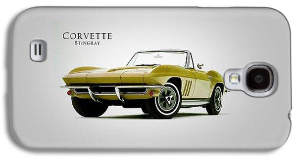 Chevrolet Corvette 1965 Galaxy S4 Case by Mark Rogan