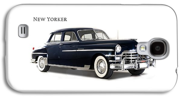 Chrysler New Yorker 1949 Galaxy S4 Case by Mark Rogan