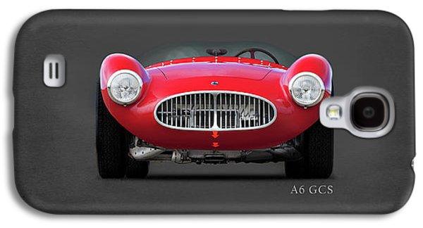 Maserati A6 Gcs Galaxy S4 Case by Mark Rogan