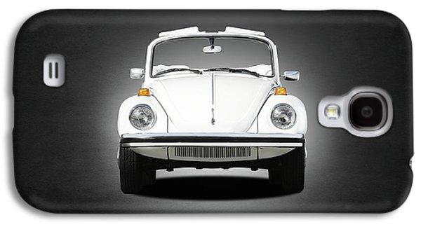 Beetle Galaxy S4 Case - Volkswagen Beetle by Mark Rogan