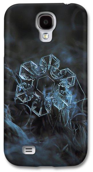 Snowflake Photo - The Core Galaxy S4 Case