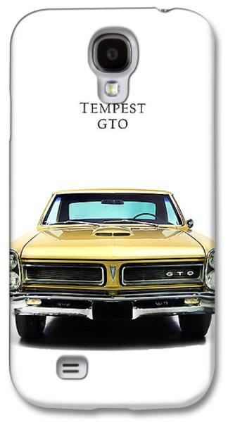 Pontiac Tempest Gto Galaxy S4 Case by Mark Rogan