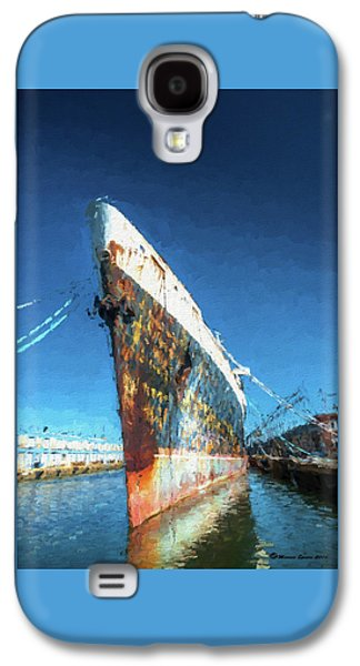 As She Rusts Away Galaxy S4 Case by Marvin Spates