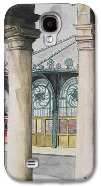 Asbury Park Galaxy S4 Case by Judy Riggenbach