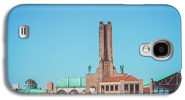 Asbury Park Skyline Galaxy S4 Case by Colleen Kammerer