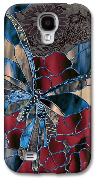 Asian Butterfly Galaxy S4 Case by Mindy Sommers