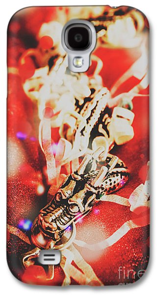 Asian Dragon Festival Galaxy S4 Case