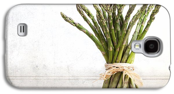 Asparagus Vintage Galaxy S4 Case by Jane Rix