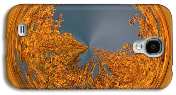 Galaxy S4 Case featuring the photograph Aspen Orb by Bill Barber