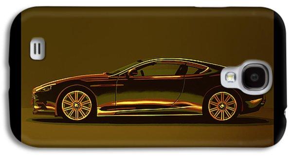 Aston Martin Dbs V12 2007 Mixed Media Galaxy S4 Case