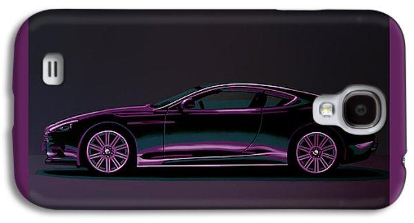 Aston Martin Dbs V12 2007 Painting Galaxy S4 Case