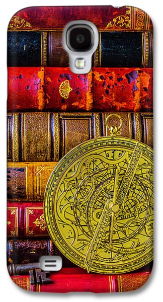 Astrolabe And Old Books Galaxy S4 Case