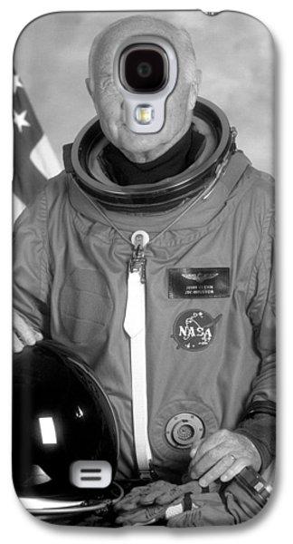 Astronaut John Glenn Galaxy S4 Case by War Is Hell Store